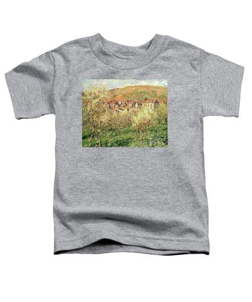 Apple Trees In Blossom Toddler T-Shirt