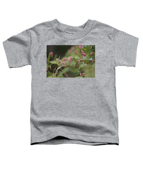 Toddler T-Shirt featuring the photograph April Showers 4 by Antonio Romero