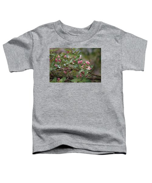 Toddler T-Shirt featuring the photograph April Showers 6 by Antonio Romero
