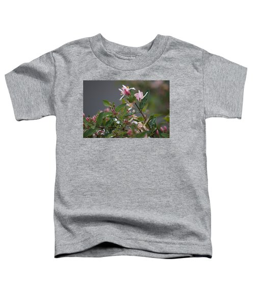 Toddler T-Shirt featuring the photograph April Showers 7 by Antonio Romero