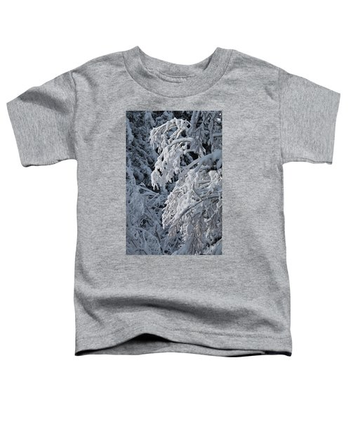 April Snow Toddler T-Shirt