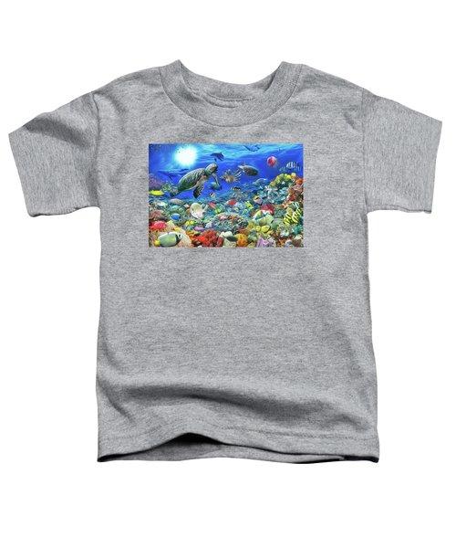 Aquarium Toddler T-Shirt