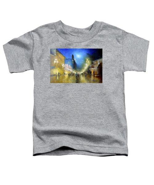 Arbat Night Lights Toddler T-Shirt