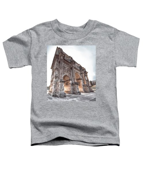 Arch Of Constantine Toddler T-Shirt