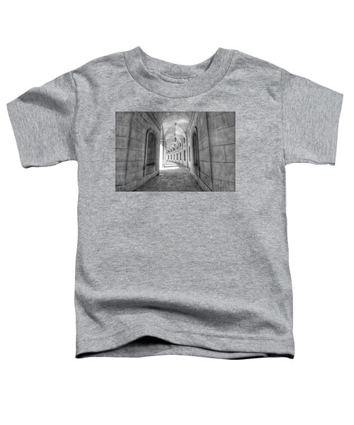 Arched Toddler T-Shirt
