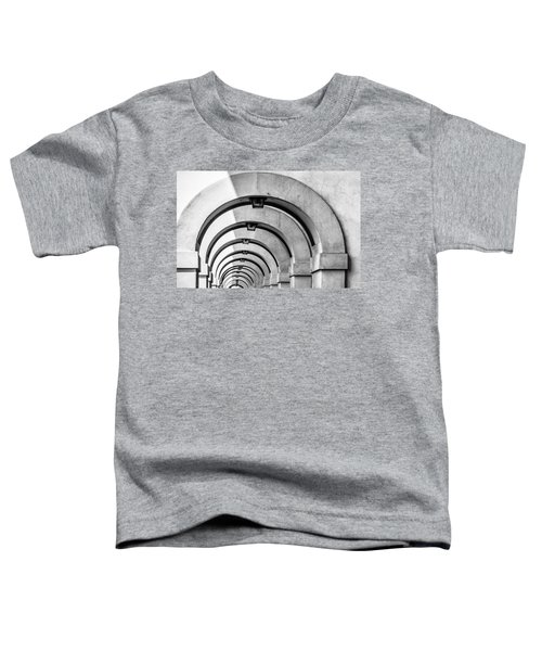 Arches At The Arno Toddler T-Shirt
