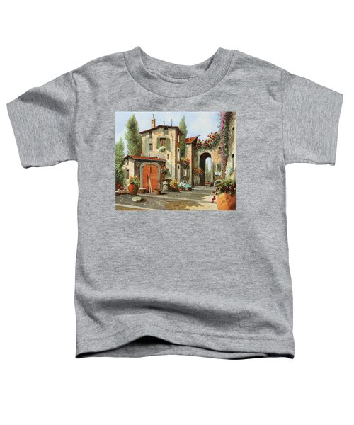 Arco Finale Toddler T-Shirt