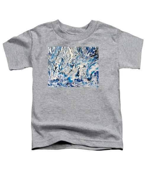 Arctic Frenzy Toddler T-Shirt by Teresa Wing