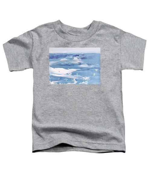 Arctic Ocean Toddler T-Shirt