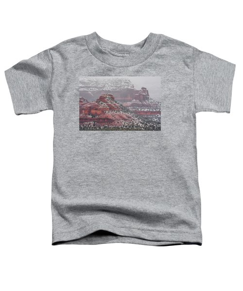 Arizona Winter Toddler T-Shirt