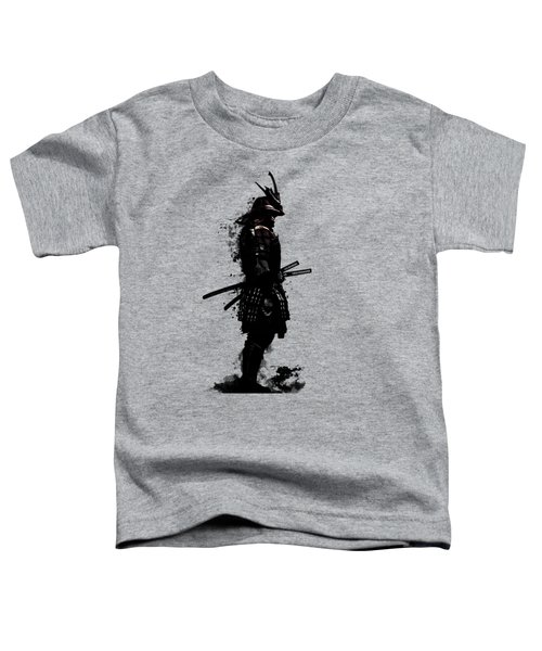 Armored Samurai Toddler T-Shirt
