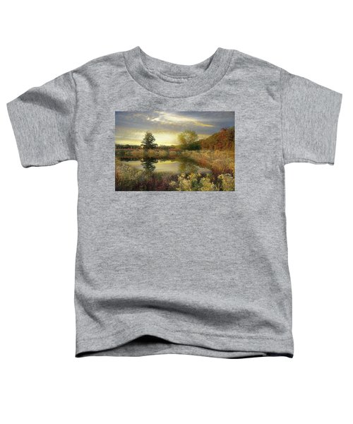 Arrival Of Dawn Toddler T-Shirt