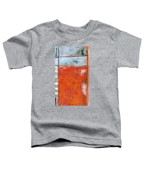 Art Print Abstract 8 Toddler T-Shirt