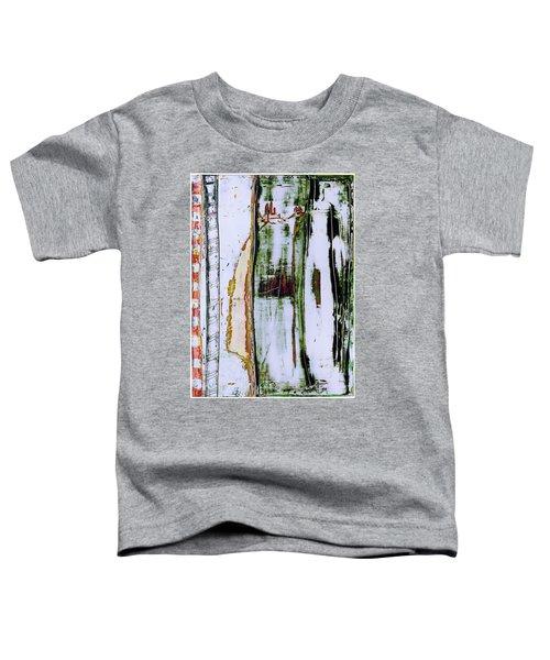 Art Print Forest Toddler T-Shirt