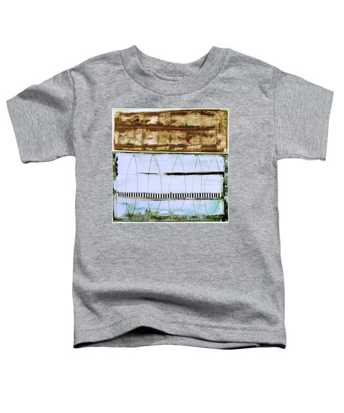 Art Print Malibu Toddler T-Shirt