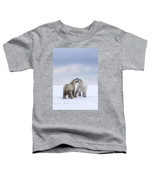 Artic Antics Toddler T-Shirt