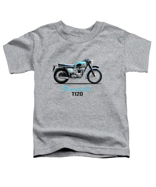 Triumph Bonneville Toddler T-Shirt