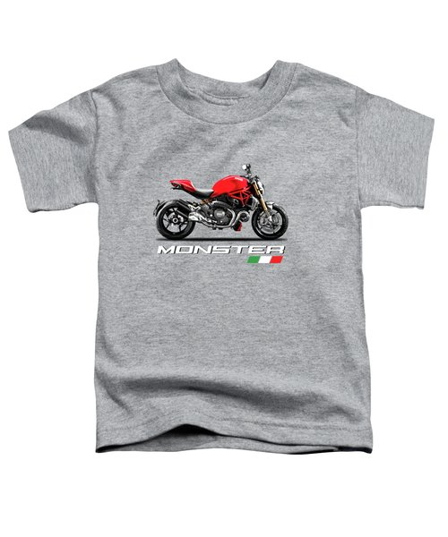 Ducati Monster Toddler T-Shirt