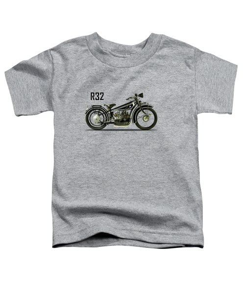 The R32 Motorcycle Toddler T-Shirt