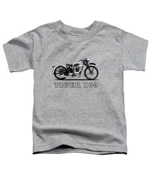 Triumph Tiger 100 1939 Toddler T-Shirt