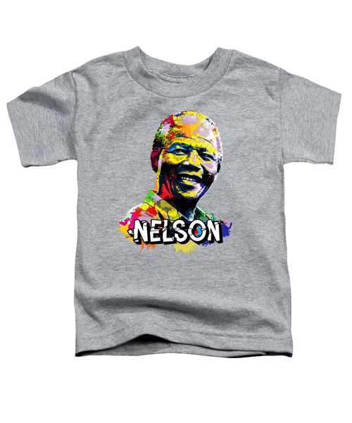 Nelson Mandela Madiba Toddler T-Shirt