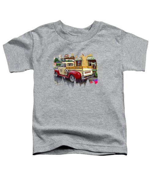 1949 Chevy Truck Toddler T-Shirt