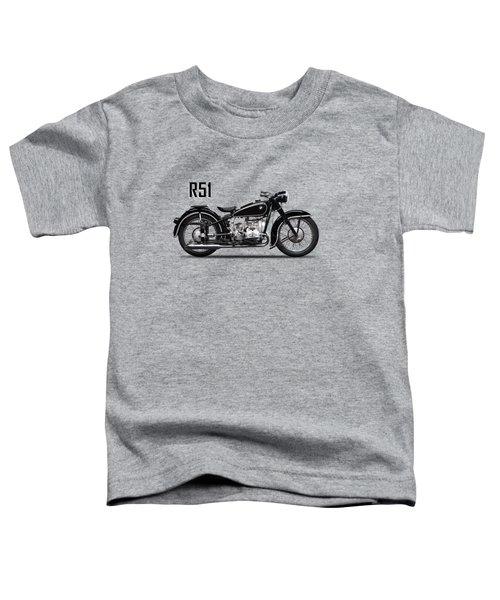 The R51 Motorcycle Toddler T-Shirt