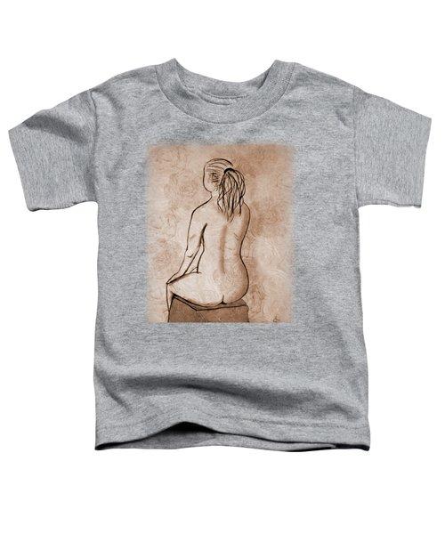 Life Drawing 1 Toddler T-Shirt