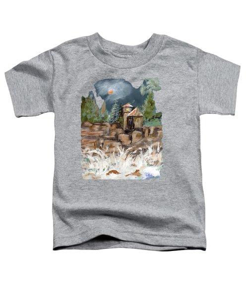 Turbulent Night Toddler T-Shirt