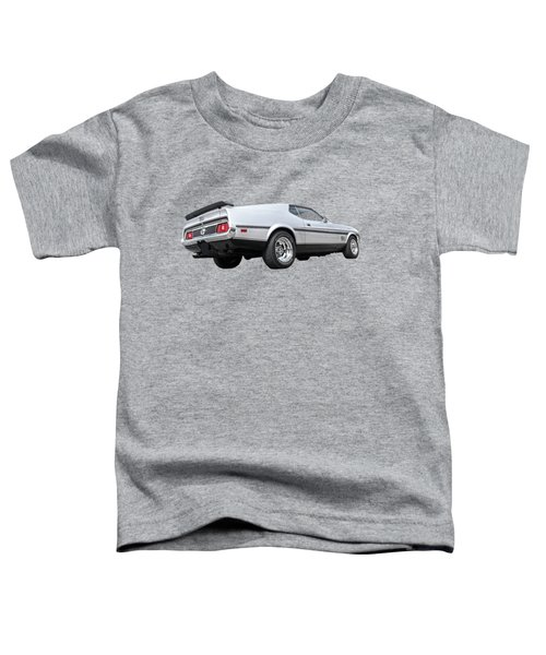 Mach 1 Power Toddler T-Shirt