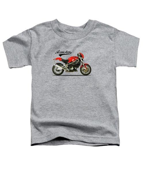 Ducati Monster S4 Sps Toddler T-Shirt