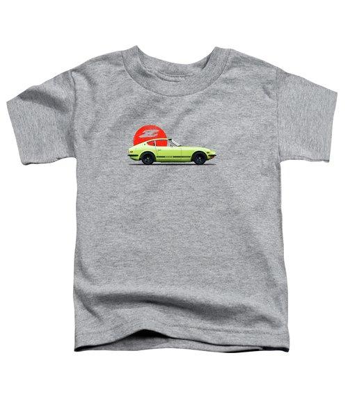 Datsun 240z Toddler T-Shirt