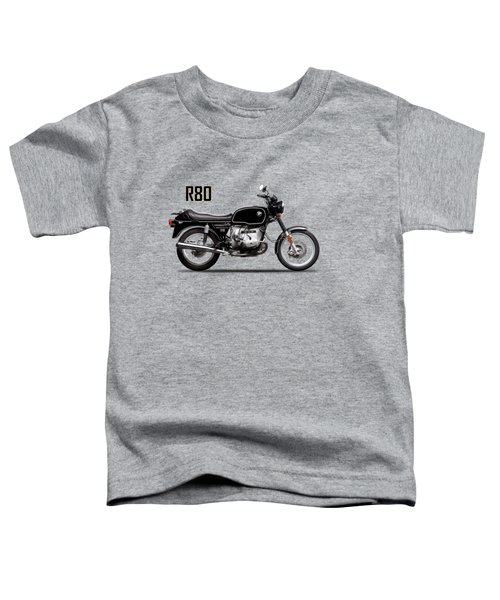 The R80 Motorcycle 1978 Toddler T-Shirt