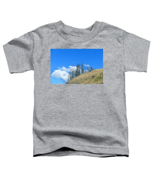 At The End Of The World Toddler T-Shirt