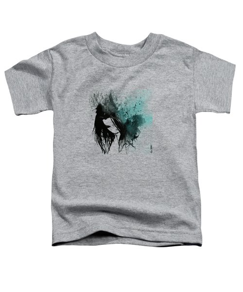 This Confession Means Nothing - Turquoise Toddler T-Shirt