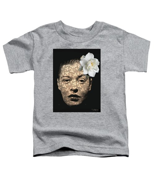 Billy Holiday Toddler T-Shirt