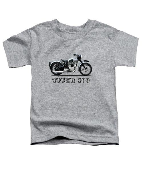 The Tiger 100 1949 Toddler T-Shirt