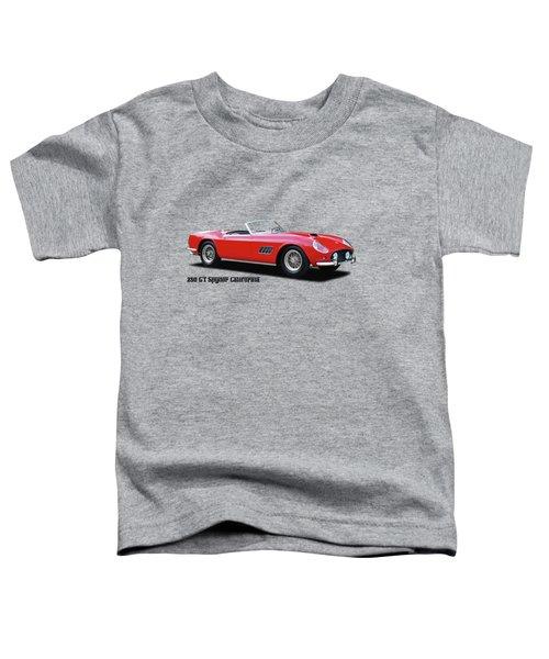 Ferrari 250 Gt 1959 Toddler T-Shirt