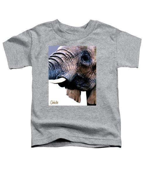 As High As An Elephant's Eye Toddler T-Shirt