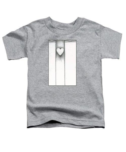 Ascending Heart Toddler T-Shirt by James Lanigan Thompson MFA