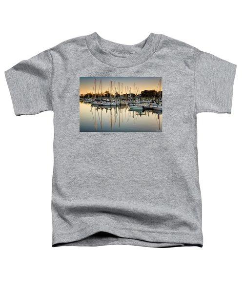 Ash Creek Marina Toddler T-Shirt