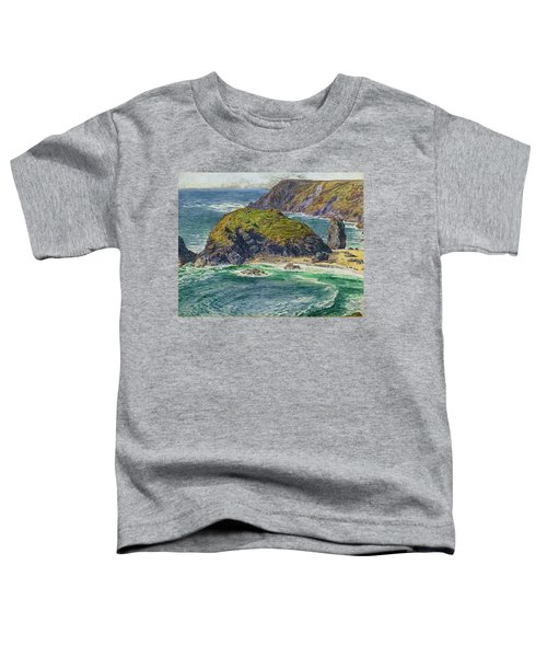 Asparagus Island Toddler T-Shirt by William Holman Hunt