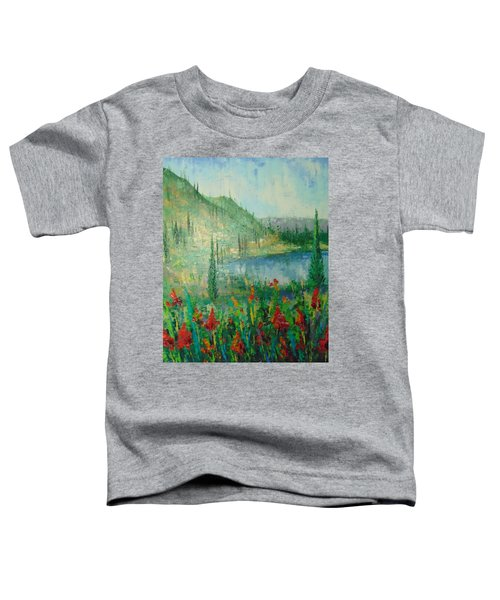 Aspen Lake Co Toddler T-Shirt