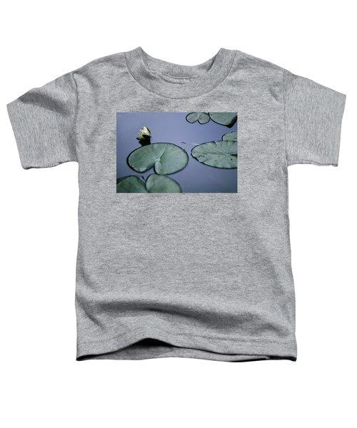 At Claude Monet's Water Garden 2 Toddler T-Shirt