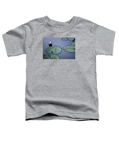 At Claude Monet's Water Garden 2 Toddler T-Shirt