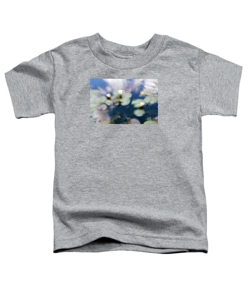 At Claude Monet's Water Garden 4 Toddler T-Shirt
