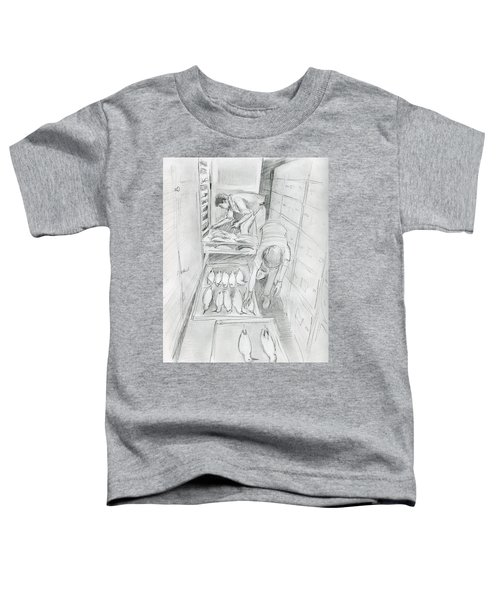 At The Museum I Toddler T-Shirt
