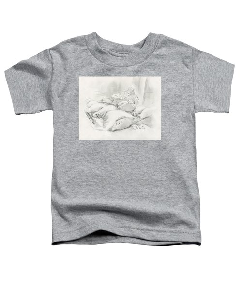 At The Museum II Toddler T-Shirt