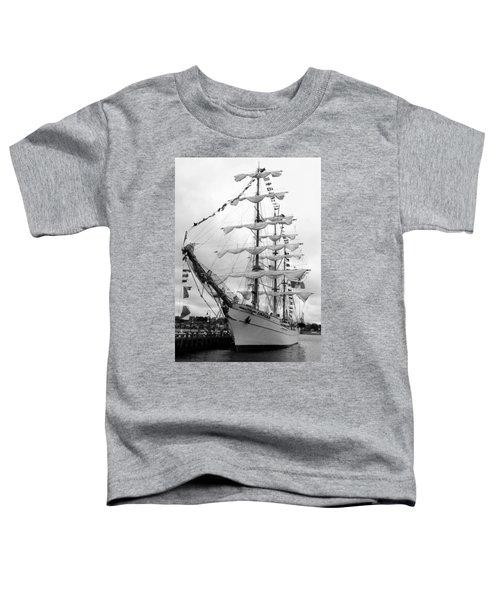 At The Pier Toddler T-Shirt