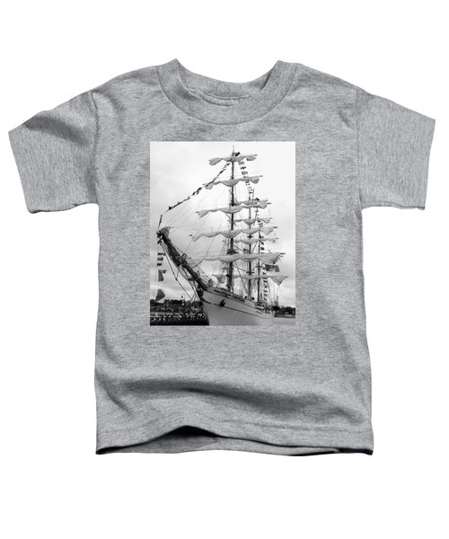 At The Pier Toddler T-Shirt